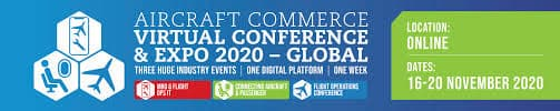 16-20 NOV 2020 – AIRCRAFT COMMERCE VIRTUAL CONFERENCE