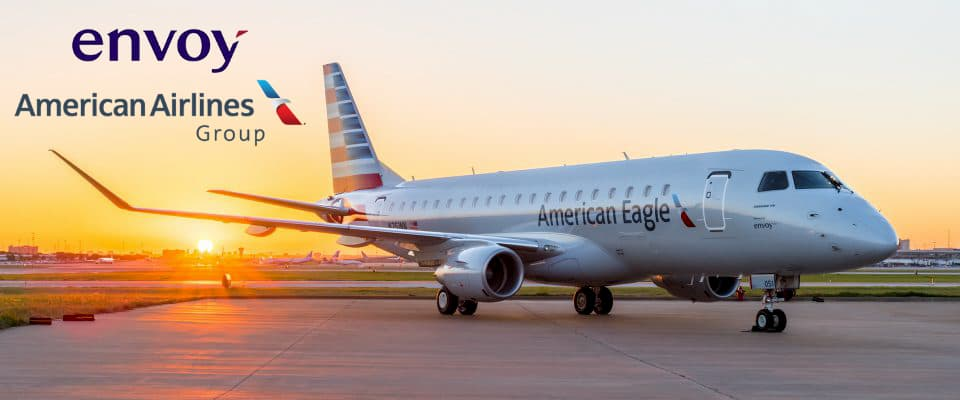 SEPT 2020 – AMERICAN AIRLINES JUST SIGN WITH ORLANDO