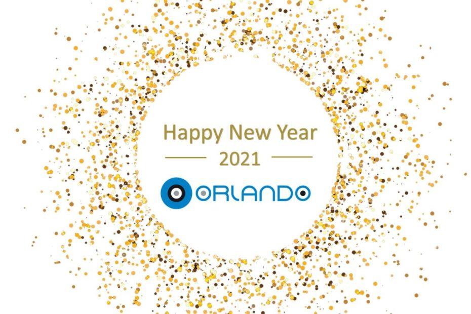 Orlando Happy New Year 2021